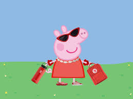 peppa pig wallpaper nawpic