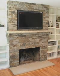 Natural Stone Fireplace Natural Stone Fireplace Surround Home Design Ideas