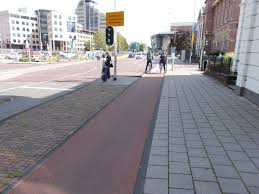 The Ranty Highwayman Cycle Tracks Should Be Laid In Red Asphalt