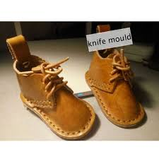 Diy Shoes Design Step By Step Diy Leather Craft Shoes Design Die Cutting Knife Mould