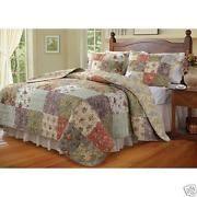 Oversized King Bedspread | eBay & Oversized King Quilt Adamdwight.com