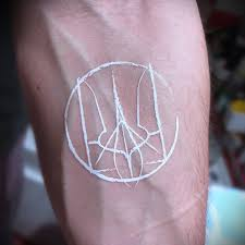 Temporary Tattoos Buy Trident White