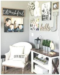 farmhouse living room wall decor and design ideas behind couch