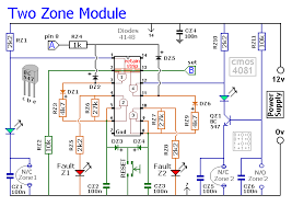 security alarm circuit diagram the wiring diagram alarm system circuit diagram nodasystech circuit diagram