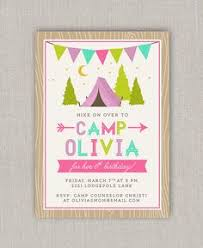 Photo  Camping Theme Baby Shower ImageCamping Themed Baby Shower Invitations