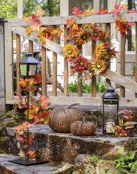 Outside Fall Decor Fall Decorations For Outside The Home Worthing Court Fall Outdoor