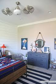 boy s space themed bedroom the sunny