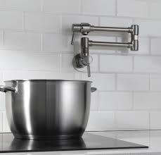 Kitchen Pot Filler Faucets Pot Filler Faucet Deck Mount Bathroom Ideas
