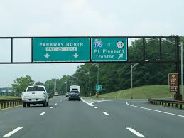 garden state parkway north wall