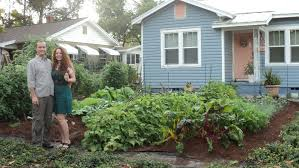 English Kitchen Garden Orlando Couple Cited For Code Violation For Front Yard Vegetable