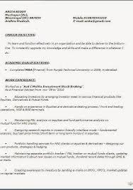 Ejemplo De Curriculum Vitae En Word Ejemplos De Curriculum Sample Template Example Ofexcellent