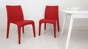 white high gloss table colourful faux leather dining chairs intended for red inspirations 14