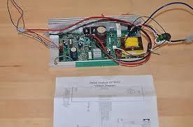 treadmill speed motor controller u mc a proform xp e treadmill speed motor controller u mc 2100 12a proform xp 650e tested working