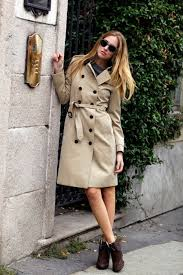 the beige trench coat is an utterly timeless piece which will add endless glam to
