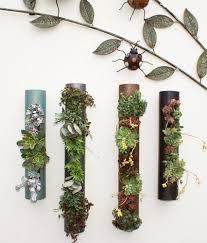 indoor vertical garden. Vertical Gardening Tubes Indoor Garden