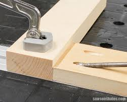 Kreg Jig Thickness Chart The Simple Rule For Joining Different Thicknesses With