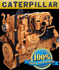 3126 cat engines caterpillar cat 3126b 3126e on highway engine repair service maintenance manual
