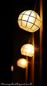 capiz shell ball lamps lit lighting2 capiz