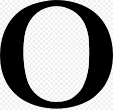 Letter O Alphabet Clip Art A Ai Png Download 2328 2249 Free Within