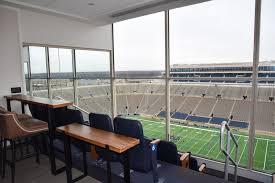 Athletics Premium Hospitality University Of Notre Dame