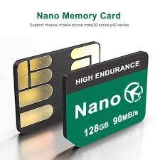 2020 yeni NM kart okuma 90 MB/s 128GB Nano hafıza kartı için geçerlidir  Huawei Mate20 Pro Mate20 X 5G P40 P30 P30 Pro Mate30 Mate30Pro|SIM/SD Card  Trays