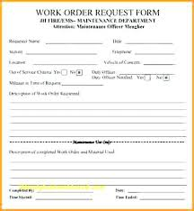Maintenance Request Form Template Excel Maintenance Request Form Template Excel Work Order C Definition Free