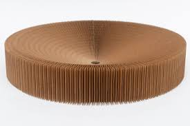 Corrugated Cardboard Furniture Frank Gehry Corrugated Period Cardboard Two Position Folded