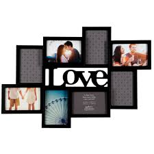 pinnacle 8 opening 4 in x 6 in love picture frame