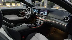 This will be the interior of the. 2018 Mercedes Benz E Class Coupe Nappa White Black Leather Interior Hd Wallpaper 49