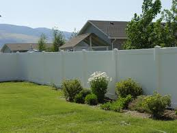 white privacy fence ideas. White Privacy Fence Ideas S