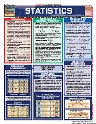 Download Free Book Series Barcharts Quickstudy Statistics
