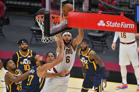 shorthanded Cleveland Cavaliers