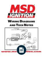 mds ignition ignition system distributor Wiring Msd 5 With 8680 Wiring Msd 5 With 8680 #45 MSD Retard Box Wiring Diagram