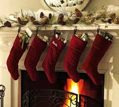 1032 Best Christmas Mantels Images On Pinterest  Christmas Ideas Christmas Fireplace Mantel
