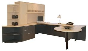u shaped office desk fabulous for your office desk decoration for interior design styles with u awesome shaped office