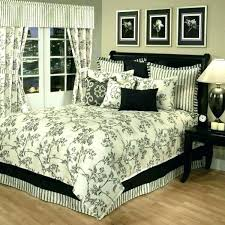 interesting idea green toile bedding blue french sets bedroom duvet cover black and white epic on vintage covers with