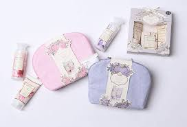 fl collection beauty gift sets lavender cosmetic gift bag from marks spencer s