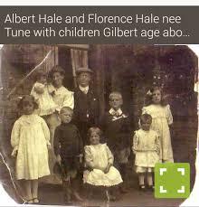 Florence Hale (Tune) (1870 - 1961) - Genealogy
