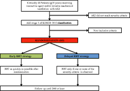 D60 Chart Analysis Flow Chart Of The Trial Aki Acute Kidney Injury D60 Day