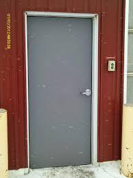 commercial front doorsCommercial Metal Doors Exterior  Home Interior Design