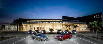 visit lexus of wesley chapel