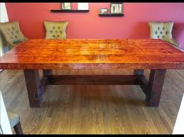 build dining room table. Do It Yourself Dining Room Table Build O
