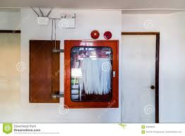 Fire Equipment Cabinet Fire Hose Box Stock Photos Images Pictures 194 Images