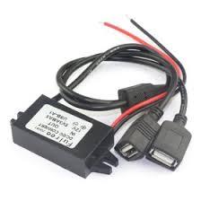 <b>Dual USB</b> Output Buck Voltage Regulator DC 8-22V to 5V 3A 15W ...