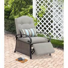 mainstays outdoor recliner ashwood com patio furniture