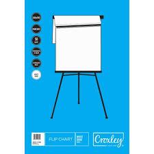 Croxley Bond Paper Flipchart Sheets Punched 58gsm A1 Jd590 Per 1