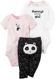 Carters Little Baby Basics Girl Turn Me Around Set Infant