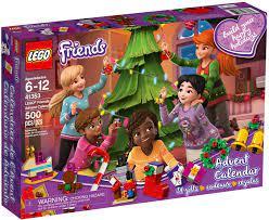 Đồ Chơi LEGO Friends 41353 - Bộ Lịch Giáng Sinh LEGO Friends Advent  Calendar (LEGO 41353 LEGO Friends Advent Calendar)