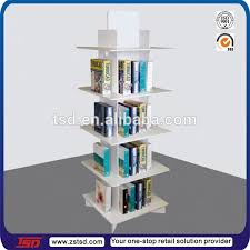 Book Stands For Display Impressive Tsdw32 Custom Floor Standing Mdf Wooden Book Display StandsBook