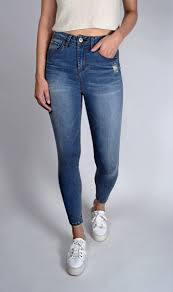Super High Rise Jeggings Vanilla Star Jeans